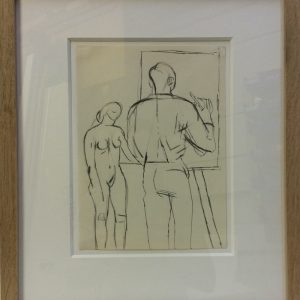 2a-Life-drawing-Class-framed-