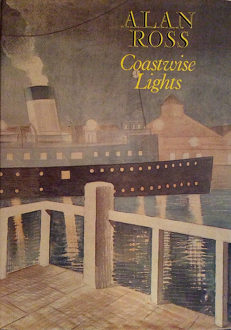 Alan Ross, 'Coastwise Lights', London: Collins Harvill, 1988