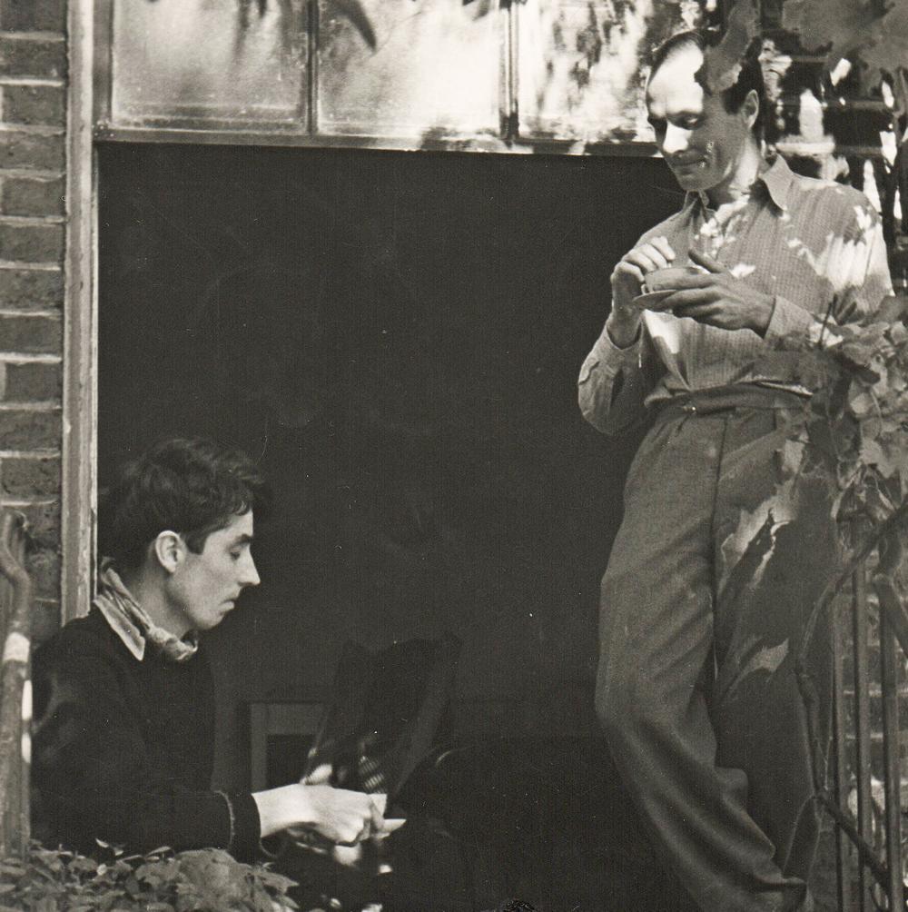 KEITH VAUGHAN & JOHN MINTON
