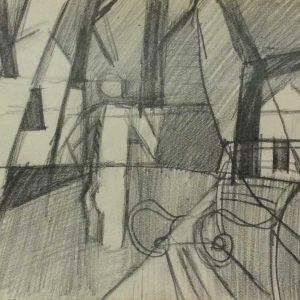 KEITH CHAPMAN, ONLINE AUCTION: MOD BRITISH ART. DEC 7. 12.00 am
