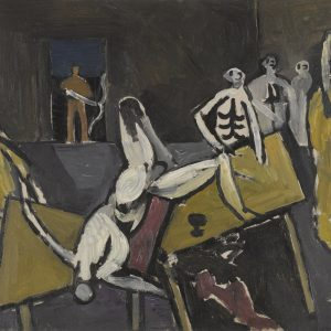 SOTHEBY'S MADE IN BRITAIN SALE - OIL PAINTING