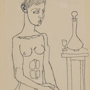 SOTHEBY'S MADE IN BRITAIN SALE - THREE DRAWINGS