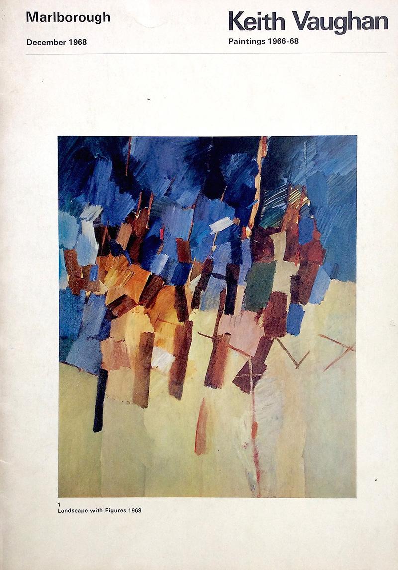 Keith Vaughan: Paintings 1966-68