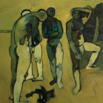 FIRST ASSEMBLY OF FIGURES, 1952