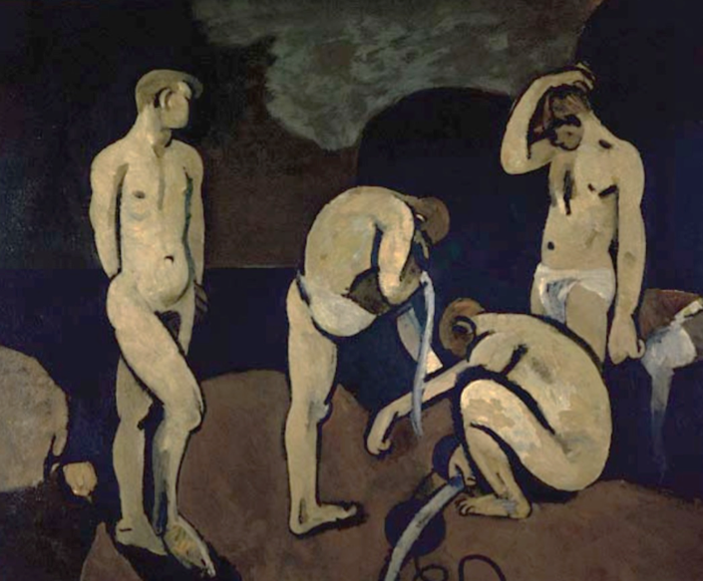 SECOND ASSEMBLY OF FIGURES, 1953