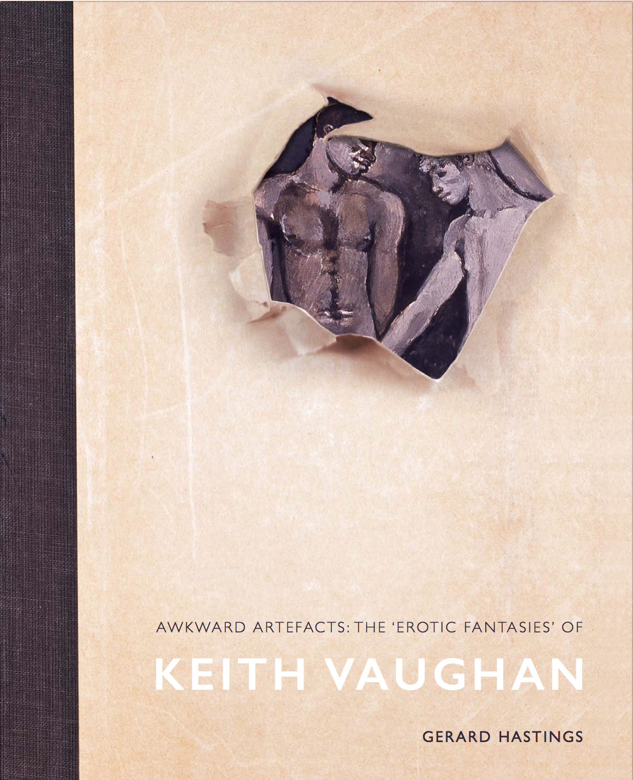 Awkward Artefacts: The 'Erotic Fantasies' of Keith Vaughan