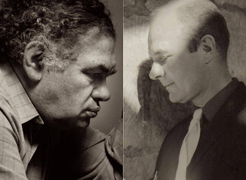 KEITH VAUGHAN & EDUARDO POALOZZI